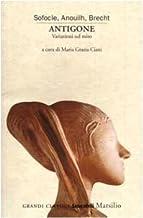 Scaricare Libri Antigone. Variazioni sul mito PDF