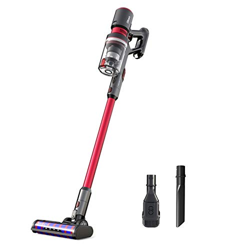 DIBEA Vacuum Cleaner Standing Model F20, Wireless, Rechargeable and Lightweight