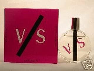 V/s By Gianni Versace for Women 1.7 Oz Eau De Toilette Spray+candle(set)