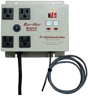 Solar Gem Greenhouse RDT 4 Thermostat