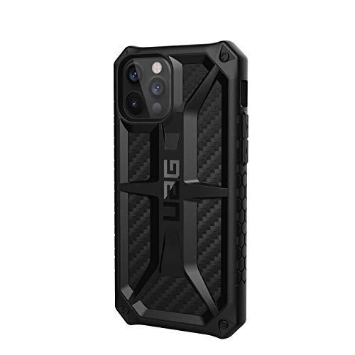 URBAN ARMOR GEAR iPhone 12 Pro Max(6.7) 2020対応耐衝撃ケース MONARCH カーボンファイバー 【日本正規代理店品】 UAG-IPH20L-P-CF