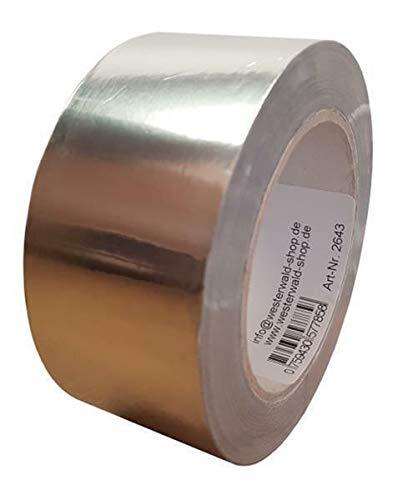 Aluminium Klebeband 75mm breit, 50m lang