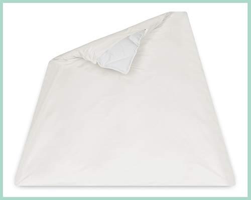 sensitive Allsana care coperte 140 x 200 cm federa antiallergenici lenzuola anti-acari rispetto per Tuchent, coprire dimensioni Austria