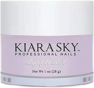 Kiara Sky Dip Powder. Lilac Lollie Long-Lasting and Lightweight Nail Dipping Powder, 1 Ounce