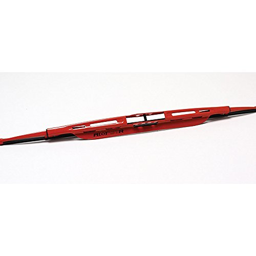 Pilot Automotive WBG-24R Red 24-Inch GTR (6244) Wiper Blade, 1 Pack