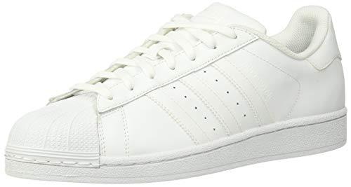adidas Superstar Foundation Zapatillas Hombre, Blanco (Footwear White 0), 44 2/3 EU