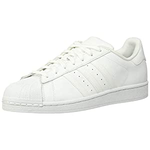 adidas Originals Men's Superstar Shoe Running White, 14 D(M) US