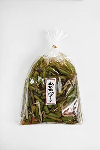 """山菜つ""""くし (国産山菜) 固型量220g"""