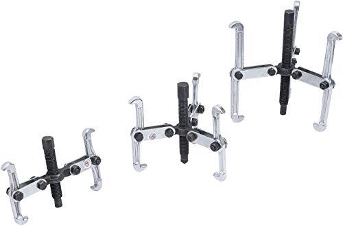 Kraftmann 7730 | Juego de extractores, 2/3 brazos | 150 / 100 / 75 mm | 3 piezas