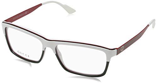 Gucci brilmontuur GG-3517 zonnebril, meerkleurig (meerkleurig), 53.0 dames