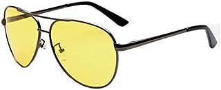 نظارات لرؤية ليلية مقاومة للمعان، عاكسة ومستقطبة
