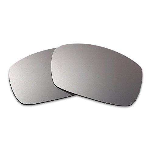 Hkuco Plus Mens Replacement Lenses for Spy Optic McCoy Sunglasses Black Polarized