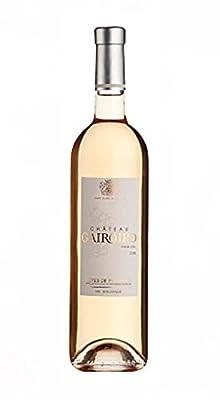 Chateau Gairoid Cotes de Provence Rose Organic Wine 12.5% 75cl