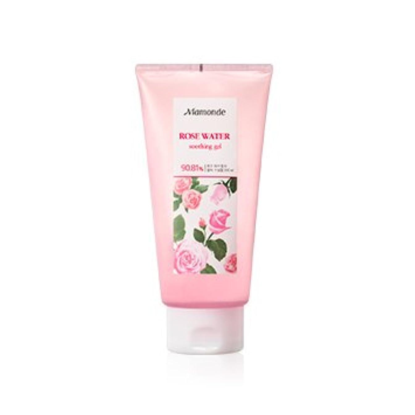しなければならない行為膜Mamonde Rose Water Soothing Gel 300ml/マモンド ローズ ウォーター スージング ジェル 300ml [並行輸入品]