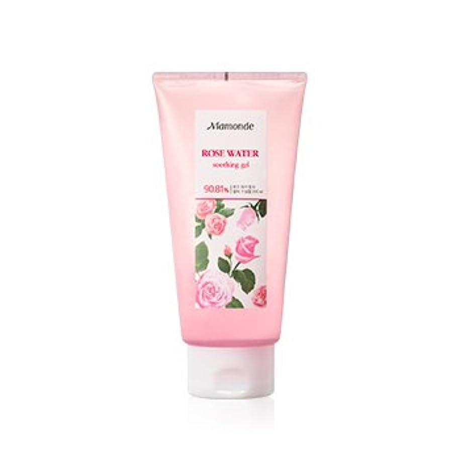 Mamonde Rose Water Soothing Gel 300ml/マモンド ローズ ウォーター スージング ジェル 300ml [並行輸入品]