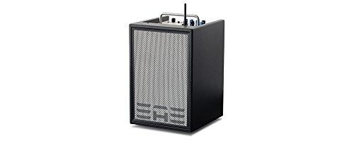 Elite Acoustics Engineering A4-8de 4canales Amplificador para guitarra acústica Negro
