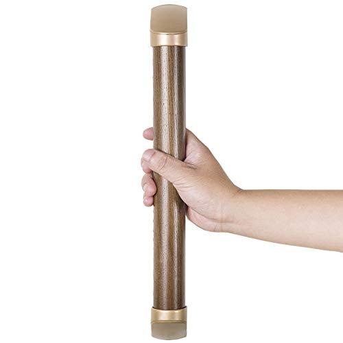 moo Holz Haltegriff Dusche Badewanne Badewannengriff fur Senioren WC Extra Secura Mobiler Stabil Griff (80cm)
