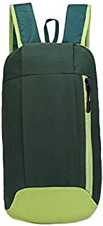 Waterproof folding outdoor bag, men's shoulder bag, riding bag, hiking mobile phone bag, children's shoulder trip.