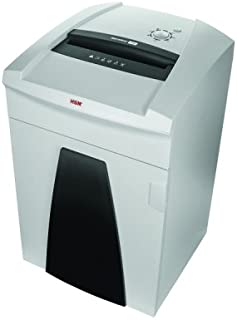 HSM HSM1884MWG Securio Optical Media Combo Shredder with White Glove44; 16 Per Pass