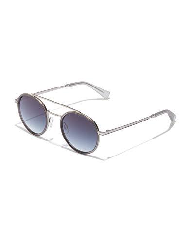 Hawkers Gen Occhiali da Sole, Grey, Taglia Unica Unisex