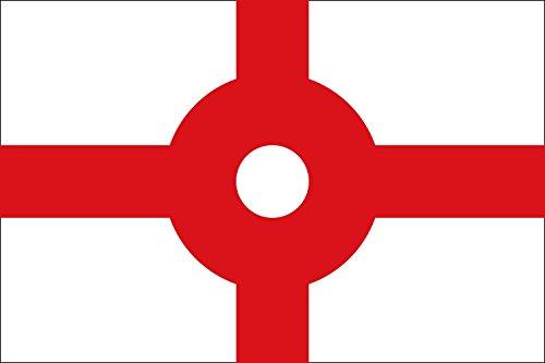 magFlags Bandera Large San Esteban del Molar, Zamora, España | Bandera Paisaje | 1.35m² | 90x150cm