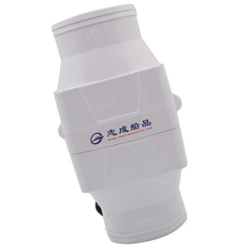 Tubayia Ventilador de 4 aspas para ventilación de barco marino