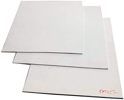CeraTex 3170 Ceramic Fiber Paper Thickness 1//8 Size 48 x 66 Roll High Temperature Insulation Gasket or Liner for Kiln Stove Furnace Glass Fusing