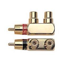 audio-technica オーディオテクニカ PG-W20 車載用 パラレルプラグ(2個1組)