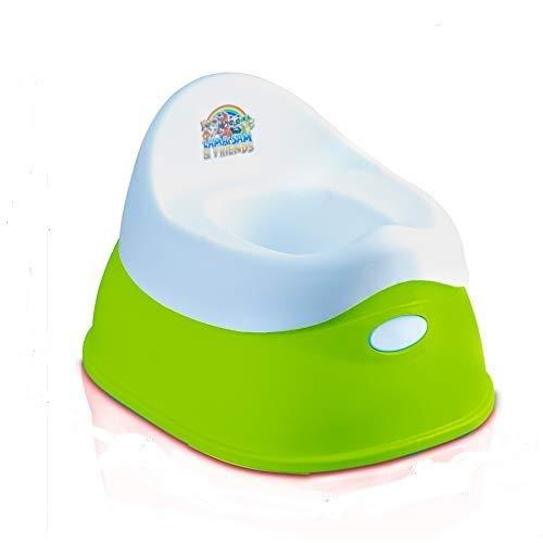 Lama Sam & Friends - Pot bébé en 2 pièces - pots d'environ 18 mois à environ 3 ans, fonction antidérapante