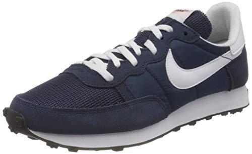 Nike Challenger OG, Zapatillas para Correr Hombre, Midnight Navy White Black, 43 EU