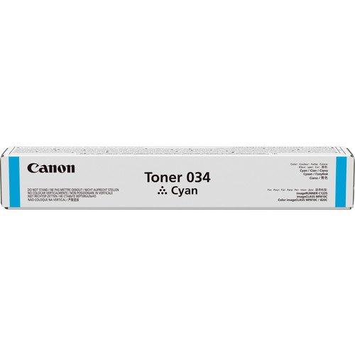 Canon 034 toner voor laserprinters, 7300 pagina's, Canon, Box