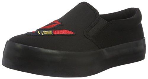 Blink Damen Vayen Sneakers, Schwarz (Black 01), 38 EU (5UK)