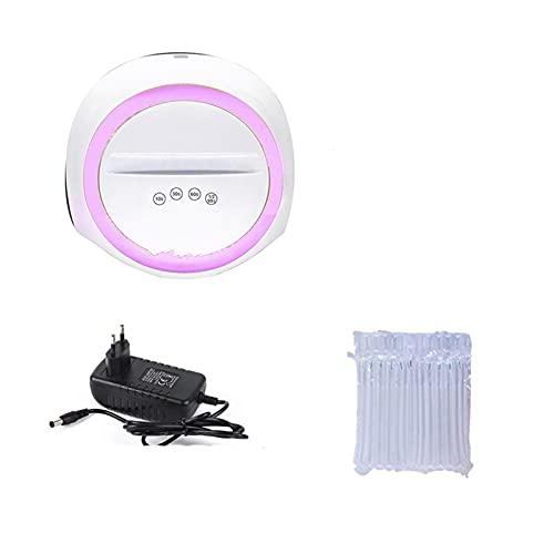 lámpara de uñas led Máquina de manicura 7 2W SOL Y7 Uso para la lámpara de aceite de hielo de gel 3 6PCS / LEDS Sensor automático 10S / 30S / 60S / 99S Herramienta kit de esmalte de uñas de gel con lu