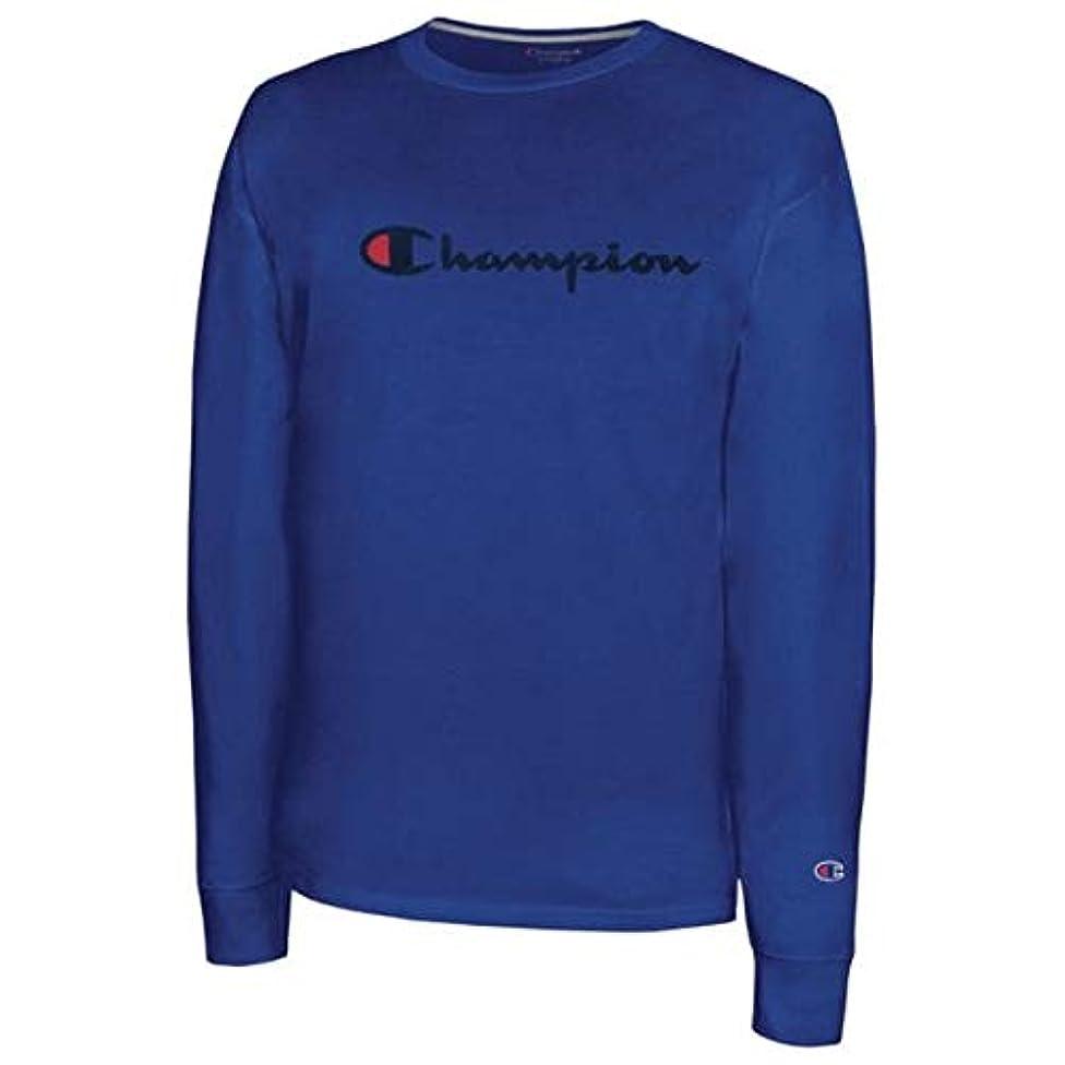 治世オペラ老朽化した(チャンピオン)Champion Classic Cotton L/S T-Shirt メンズ Tシャツ [並行輸入品]