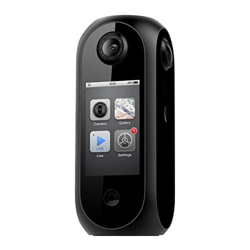Labpano Pilot Era revolucionaria cámara de Realidad Virtual 8K 360° para Empresas