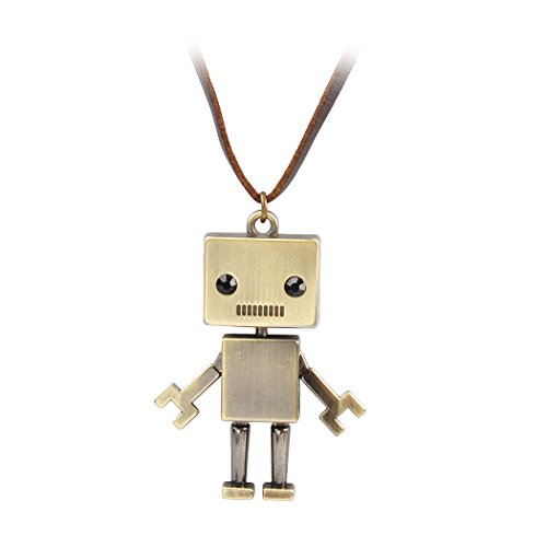 steampunk clockwork robot