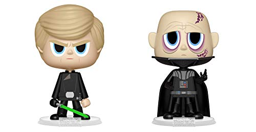 Vynl: Star Wars: Darth Vader & Luke Skywalker