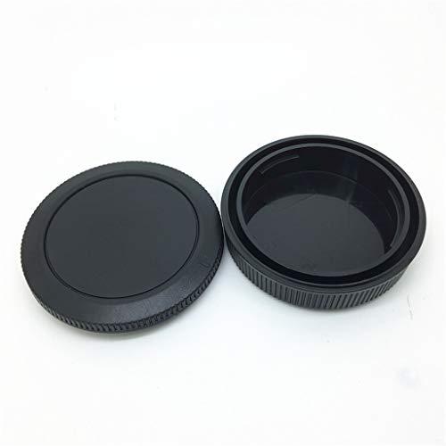 angwang Tampa traseira contra poeira RF + capa frontal para câmera C-anon EOS R RP EOSR lentes de montagem RF substitui R-F-5