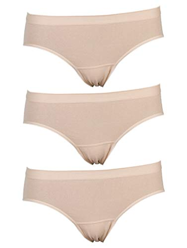 Ten Cate dames bikini-slip 3-pack Basic Cotton (3375)