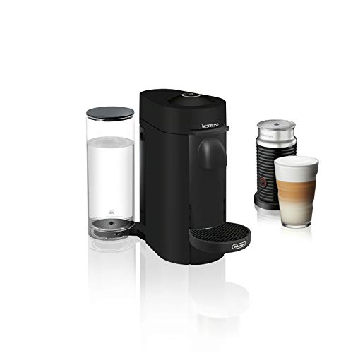 Cheapest Prices! Nespresso by De'Longhi ENV150BMAE VertuoPlus Coffee and Espresso Machine Bundle wit...