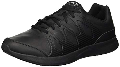Avia Men's Avi-Skill Food Service Shoe, Black/Black, 10.5 Medium US