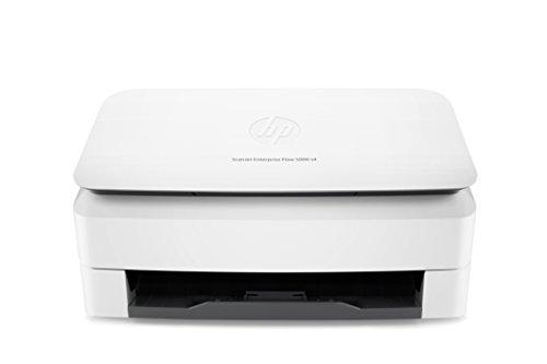 Read About HP ScanJet Enterprise Flow 5000 s4 Sheet-feed OCR Scanner