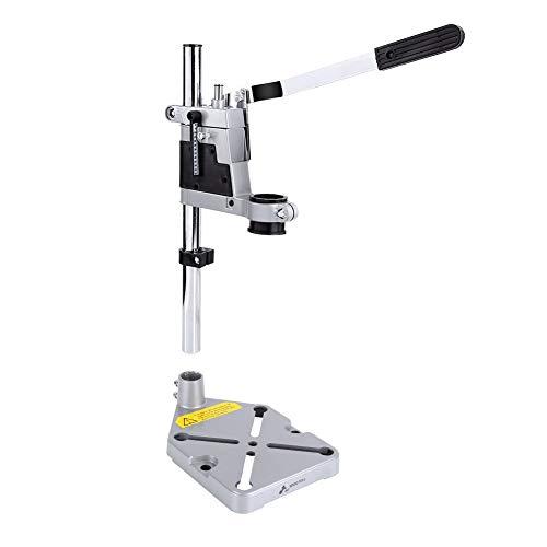 Boormachinestandaard met schroefstok, verstelbare houder voor boormachines, universeel, accudrukgereedschap, reparatie van de werkbank voor het boren