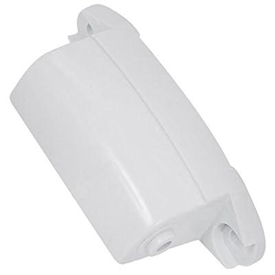 Hotpoint Tumble Dryer Plastic Door Hinge (White)