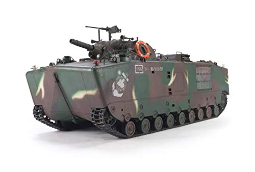AFV Club AFV35141 1/35 LVTH6A1 FIRE Support Vehicle Cannon Teal, Multi-Coloured
