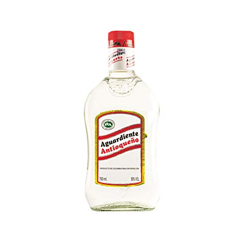 Antiqueno Aguardiente, 1er Pack (1 x 700 ml)