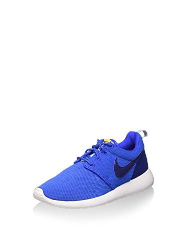 Nike Roshe One (gs), Unisex-Kinder Hallenschuhe, Blau (Hypr Cblt/Dp Ryl Bl-Vrsty Mz-B), 39