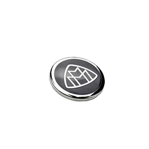 Auto-Emblem-Abzeichen-Styling Lenkrad Aufkleber für Mercedes Maybach,59mm