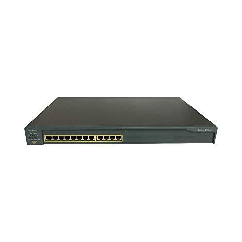 Cisco WS-C2950-12 Catalyst 2950 12-Port 10/100 Switch gemanaged