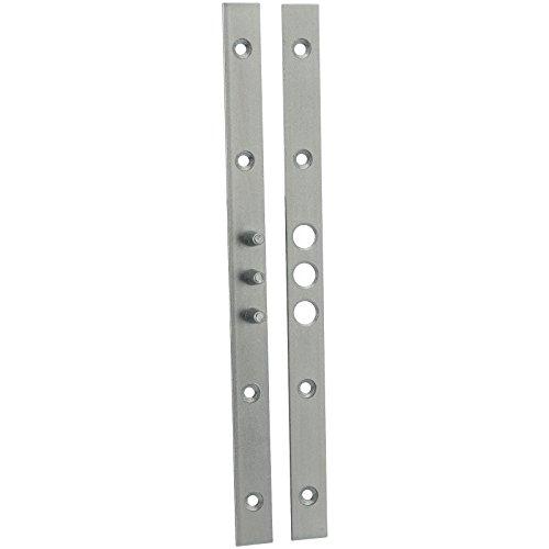 BASI® Bändersicherung BS280 Tür Bandsicherung Türsicherung Aushebesicherung Scharnierseitensicherung